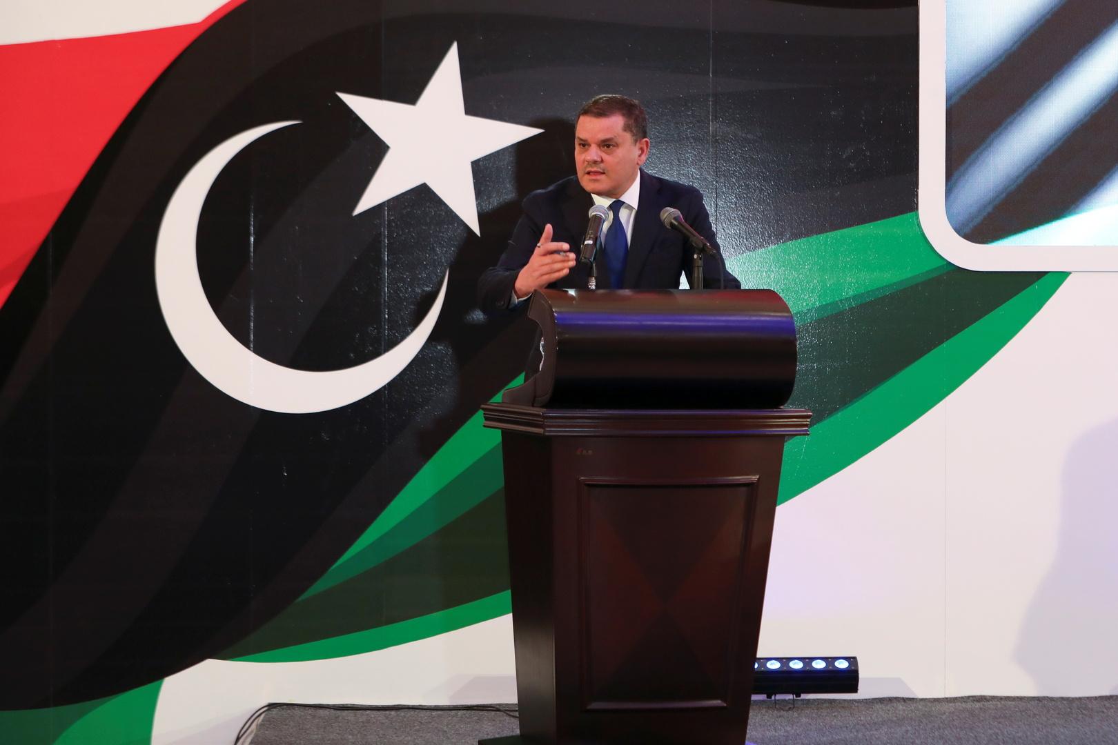 رئيس حكومة الوحدة الوطنية الليبية يعرض تشكيلة حكومته على البرلمان في سرت