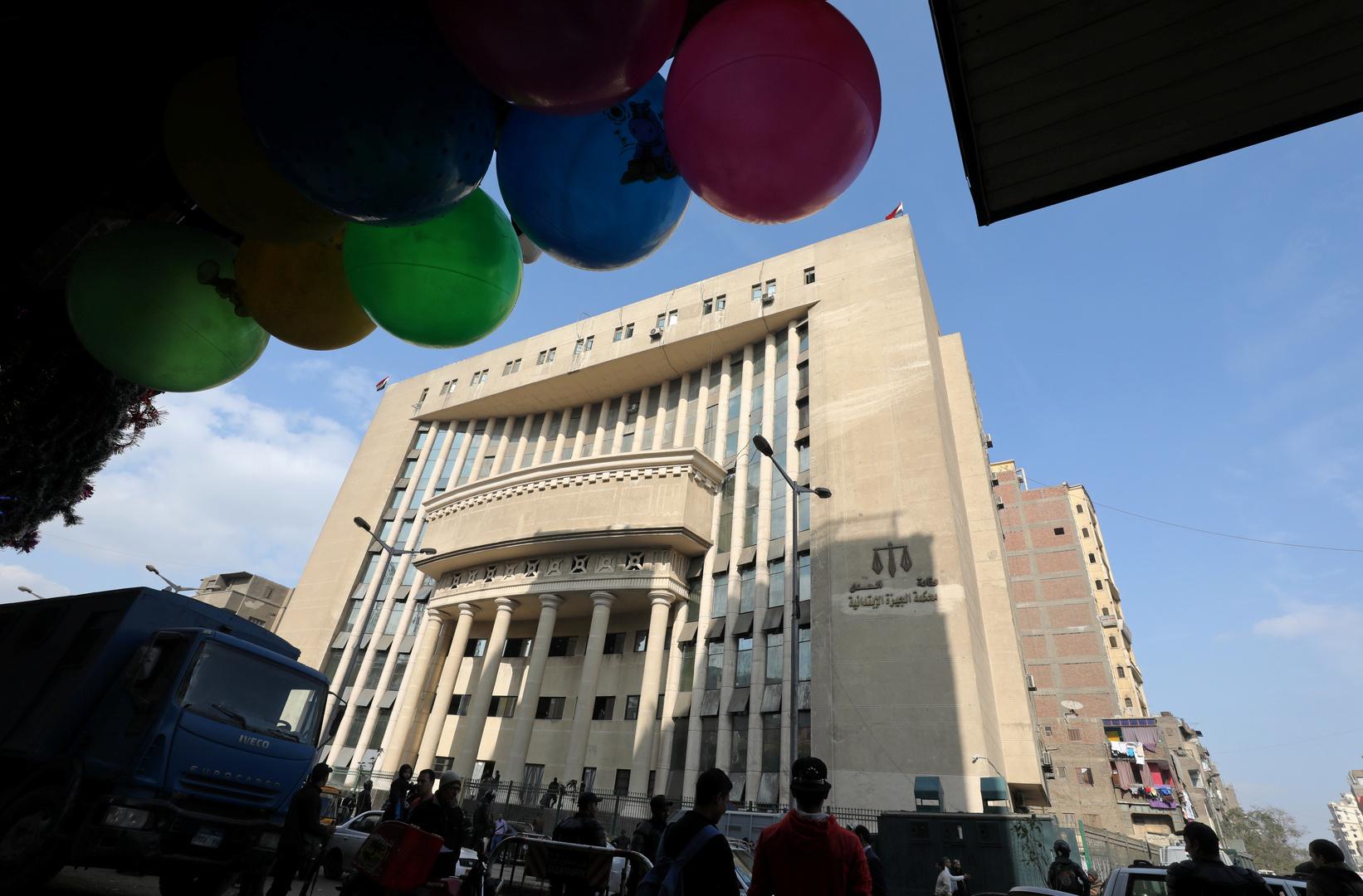 الإعدام شنقا للمتهم بقتل سيدة حرقا في الإسكندرية