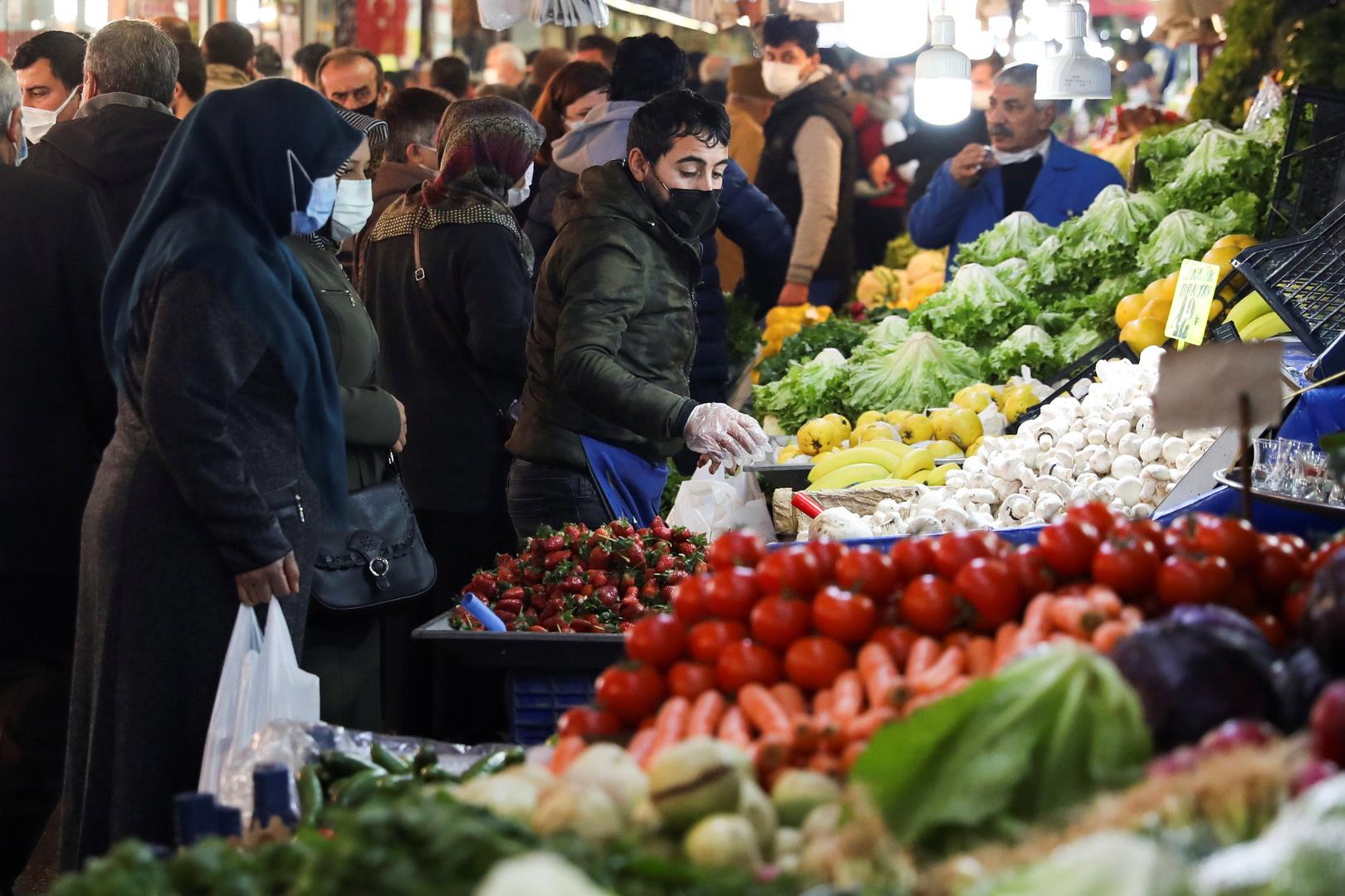 تركيا تسجل أعلى حصيلة يومية للإصابات بكورونا منذ 6 يناير