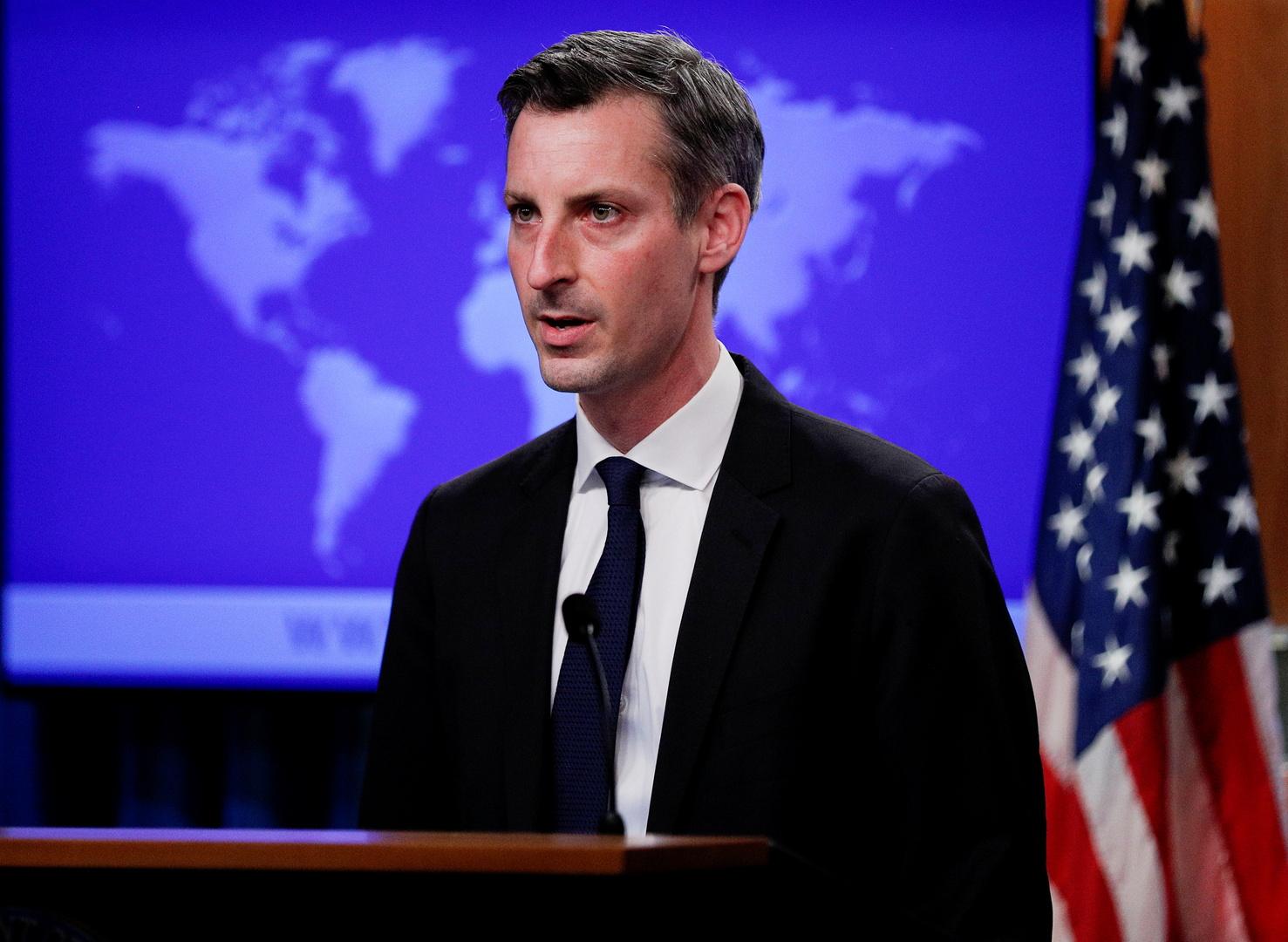 الولايات المتحدة: الهجمات على السعودية غير مقبولة وخطيرة