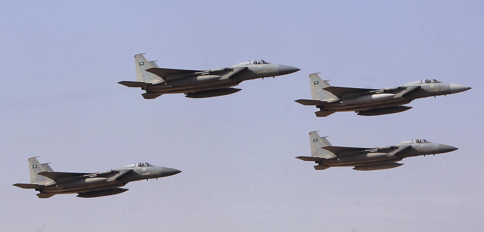 الدفاع السعودية: نعد للحوثيين ضربات موجعة