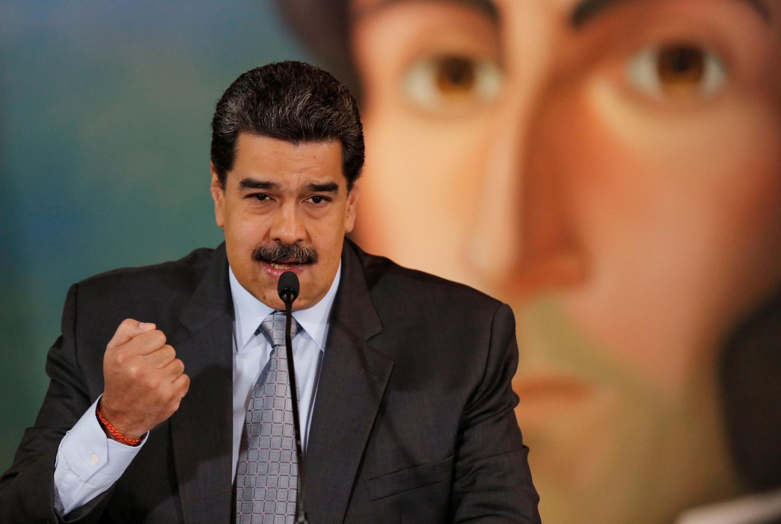 كاراكاس- باراباس: جو بايدن لن يتخلى عن الضغط على فنزويلا