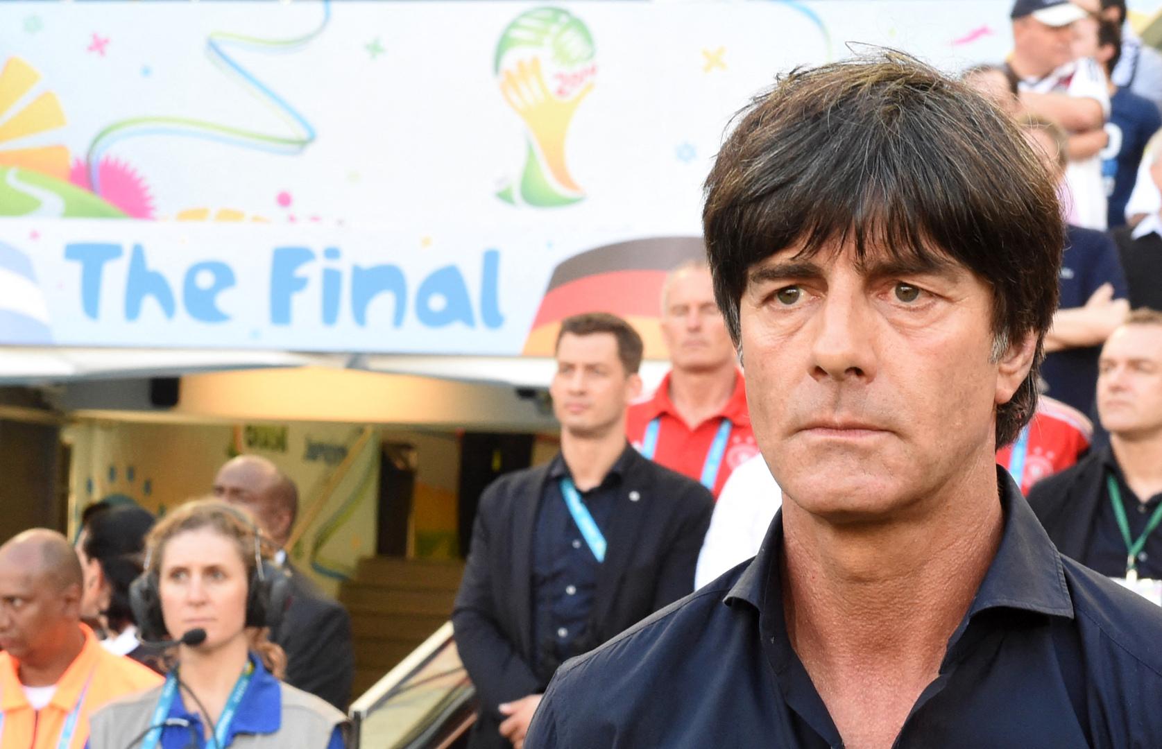 لوف يتخلى عن تدريب منتخب ألمانيا بعد بطولة أوروبا
