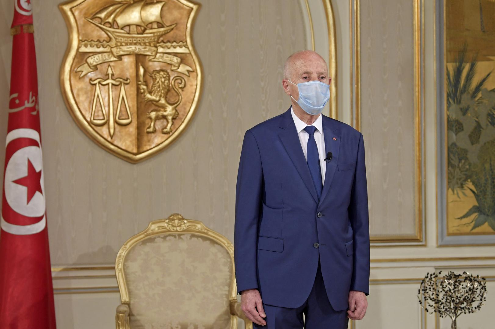 الرئيس التونسي يعرب عن استعداده لاحتضان أي حوار