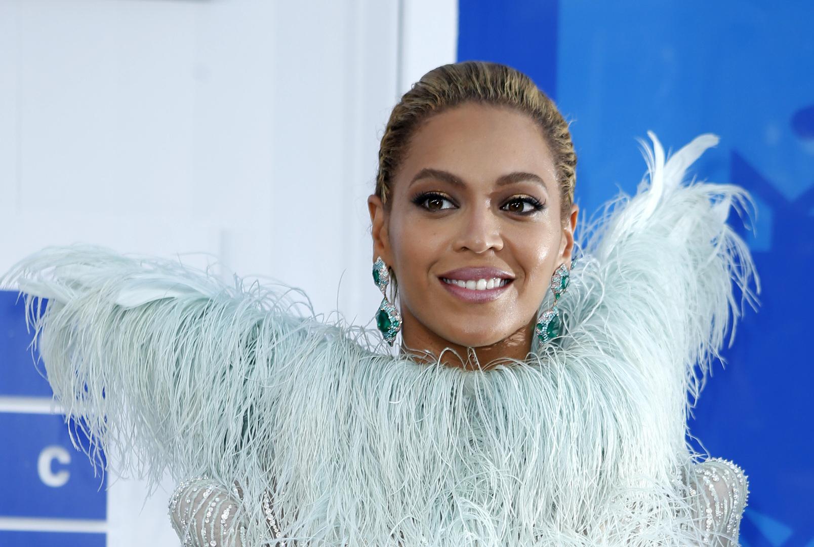Beyoncé sends a message to Meghan Markle