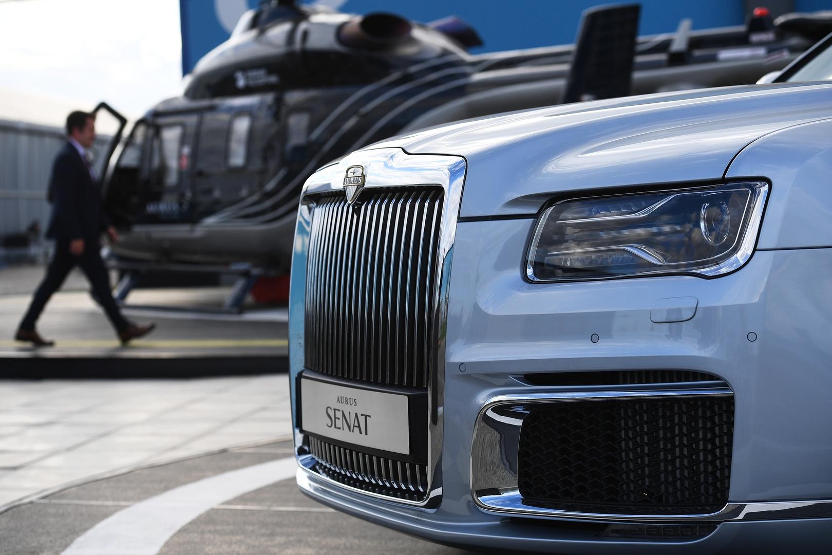 روسيا.. صناعة دفعة تجريبية من سيارة