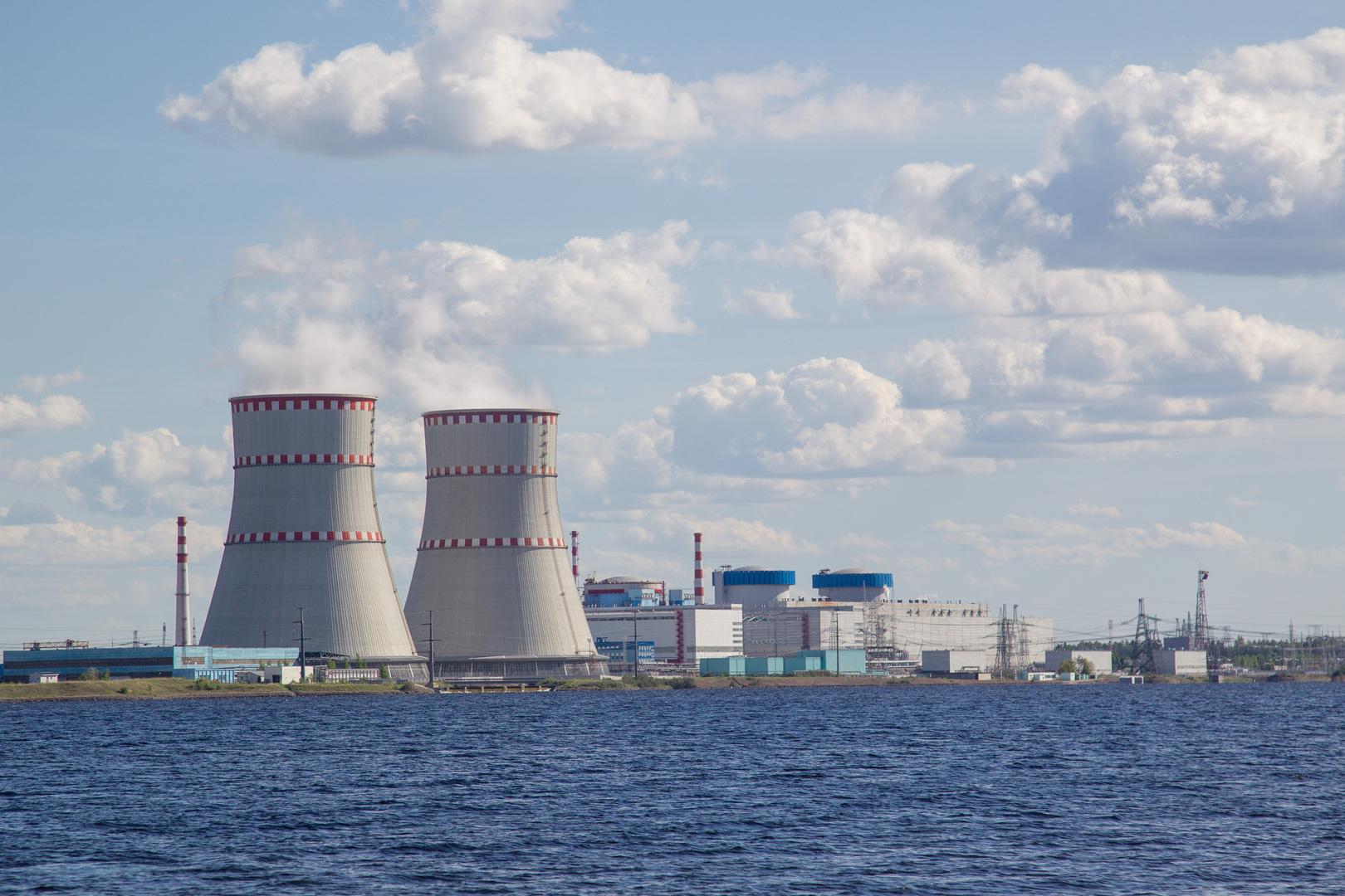محطة نووية (صورة تعبيرية)
