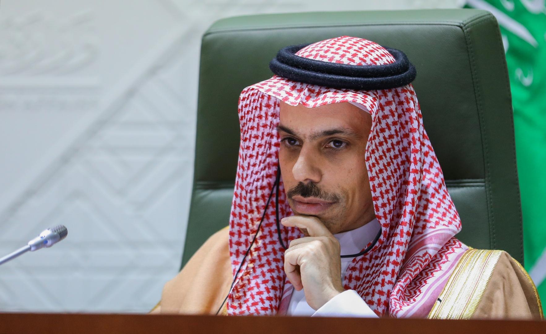 السعودية: قصف رأس تنورة هجوم على الاقتصاد العالمي ويجب استئناف حظر التسليح ضد إيران