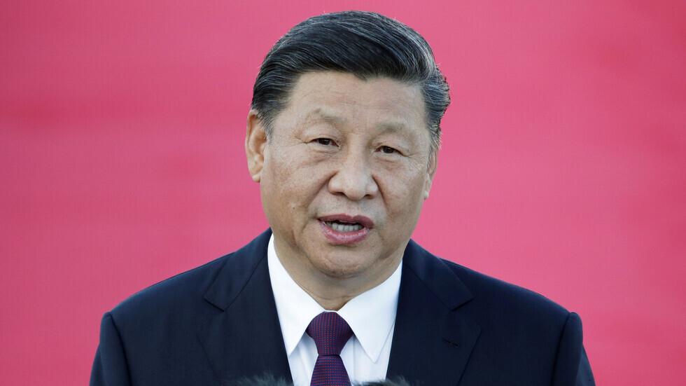 الرئيس الصيني يبعث