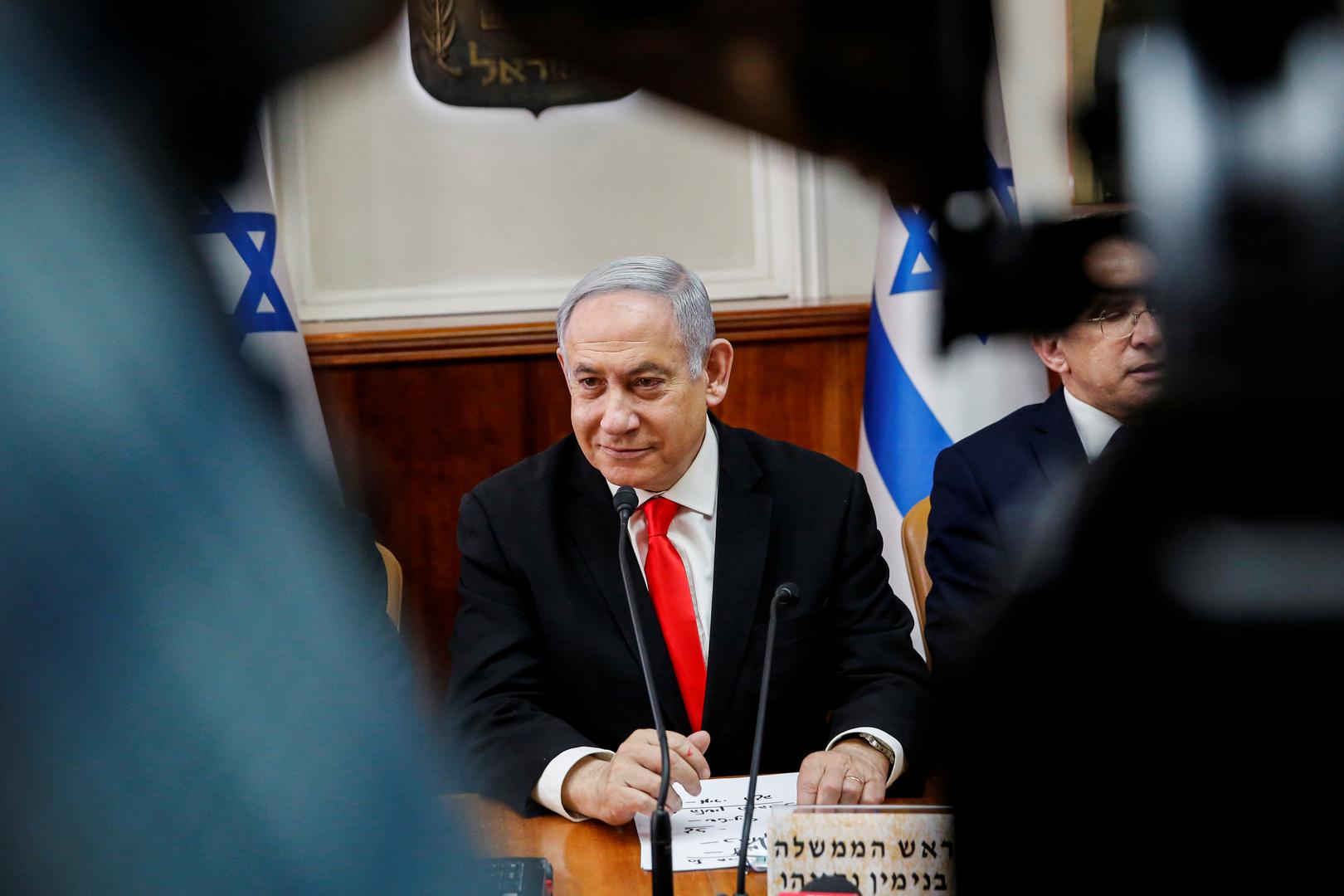 وسائل إعلام إسرائيلية: نتنياهو ألغى زيارته للإمارات