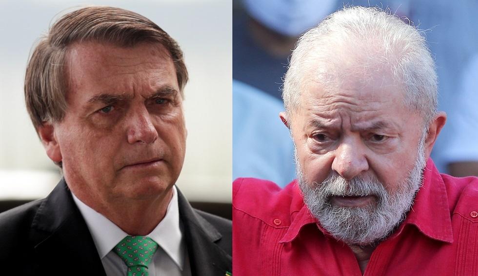 رئيس البرازيل السابق: بولسونارو
