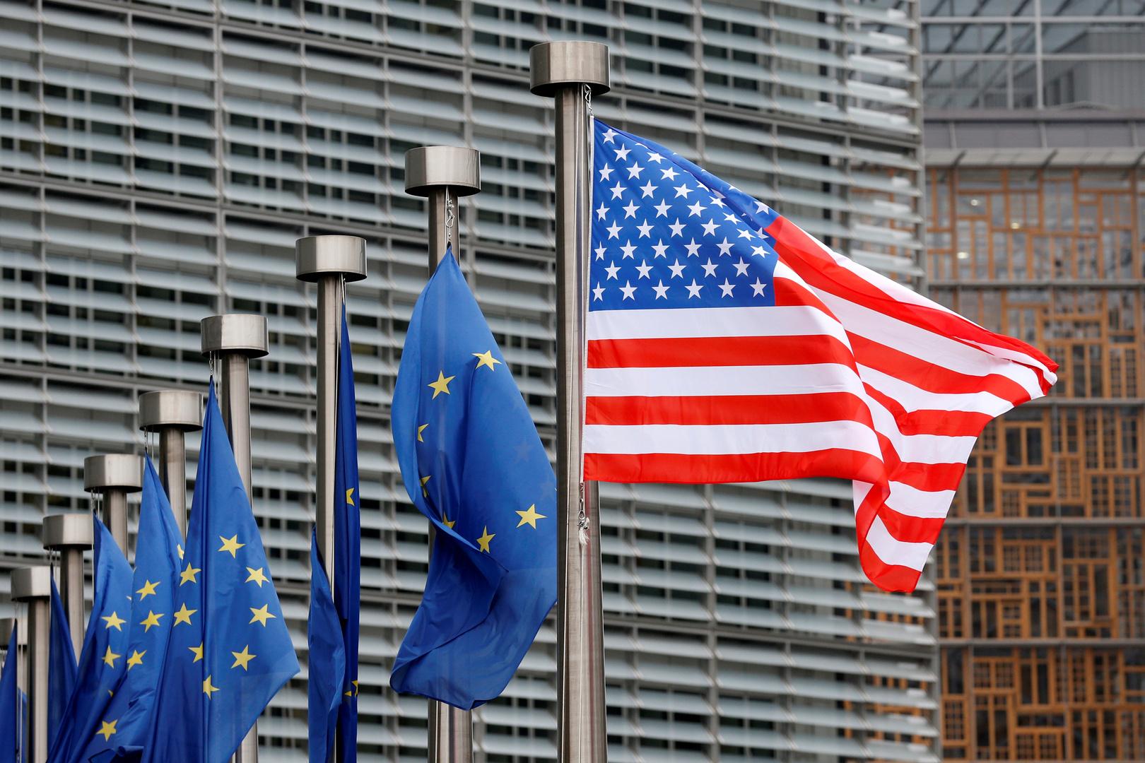 الاتحاد الأوروبي لن ينضم إلى الولايات المتحدة في ردع الصين