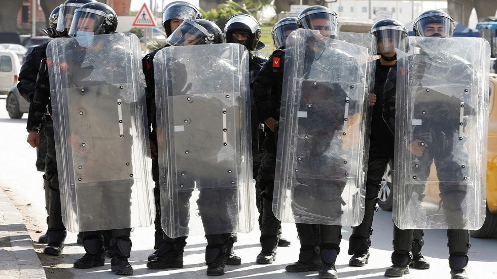 عناصر من الشرطة التونسية (صورة أرشيفية)