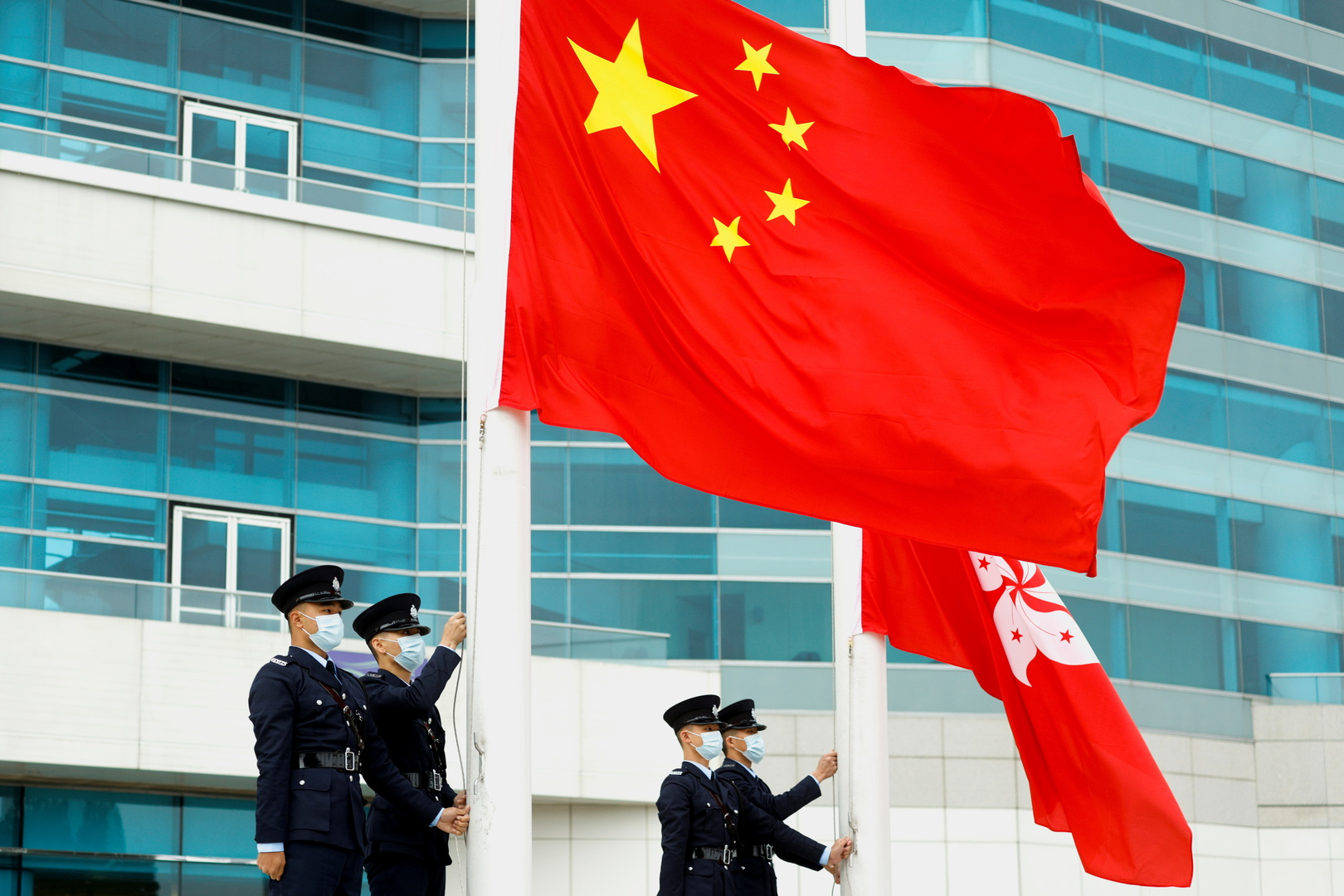 China decides to amend the electoral system in Hong Kong