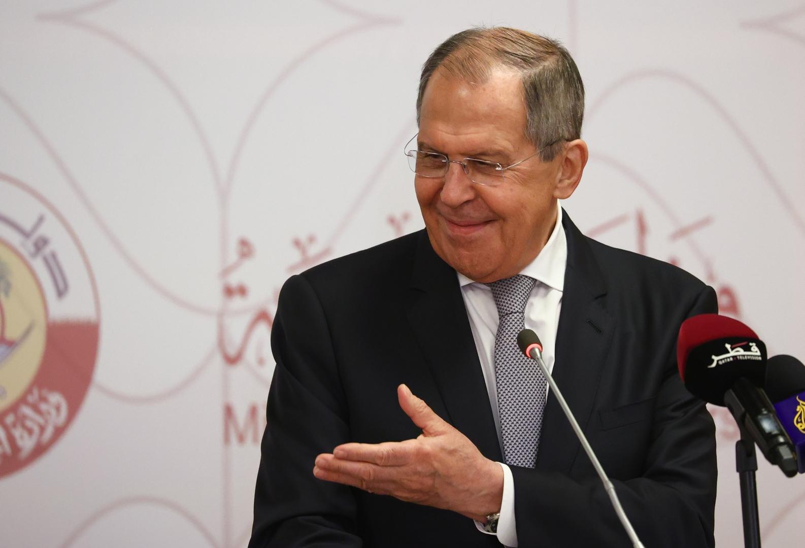 تشاووش أوغلو: اجتماعاتنا مع روسيا وقطر متممة لمسارات الحل في سوريا