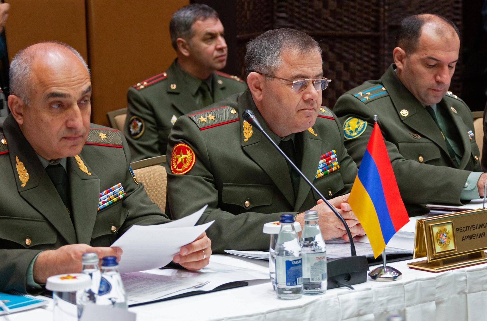 رئيس أرمينيا يرفض تعيين مرشح باشينيان لرئاسة الأركان