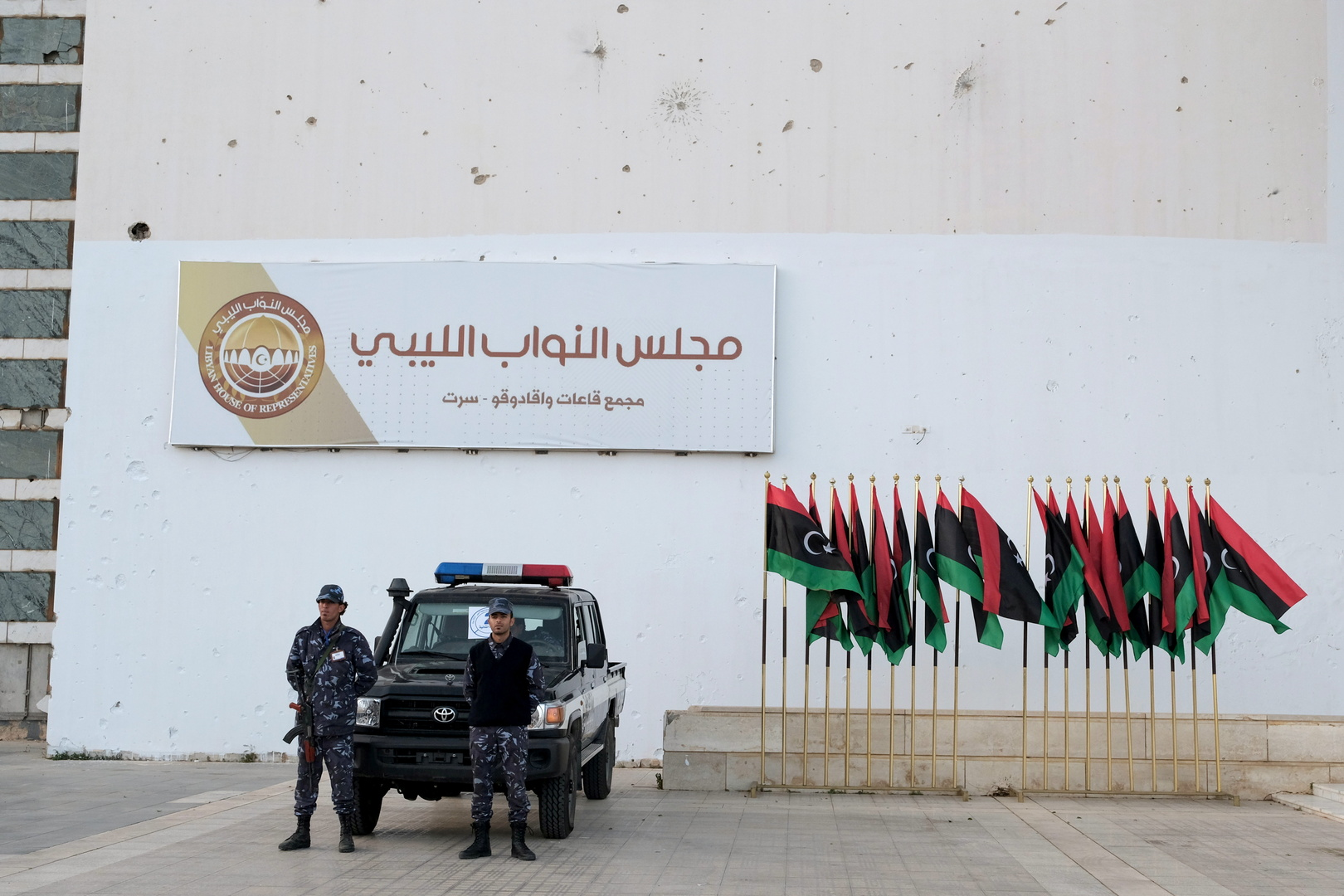 ليبيا.. بيان أوروبي أمريكي يرحب بمنح الثقة للحكومة ويدعو لانسحاب المقاتلين الأجانب