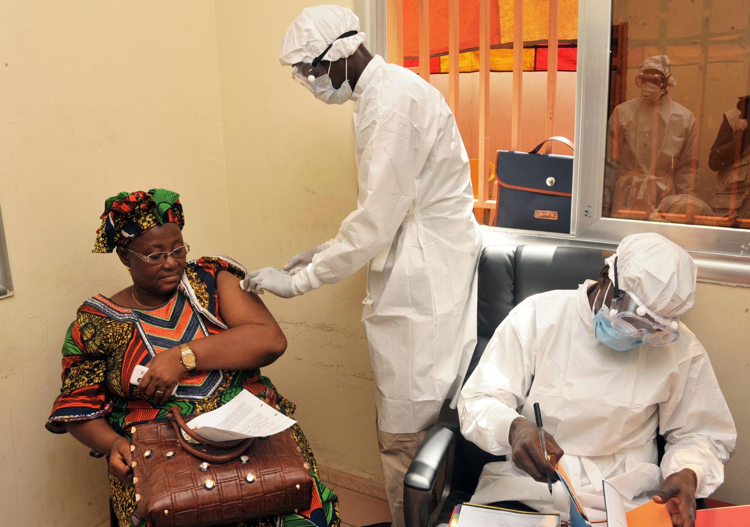 تحذير روسي من تحول غينيا إلى بؤرة لفيروس إيبولا بحلول الصيف