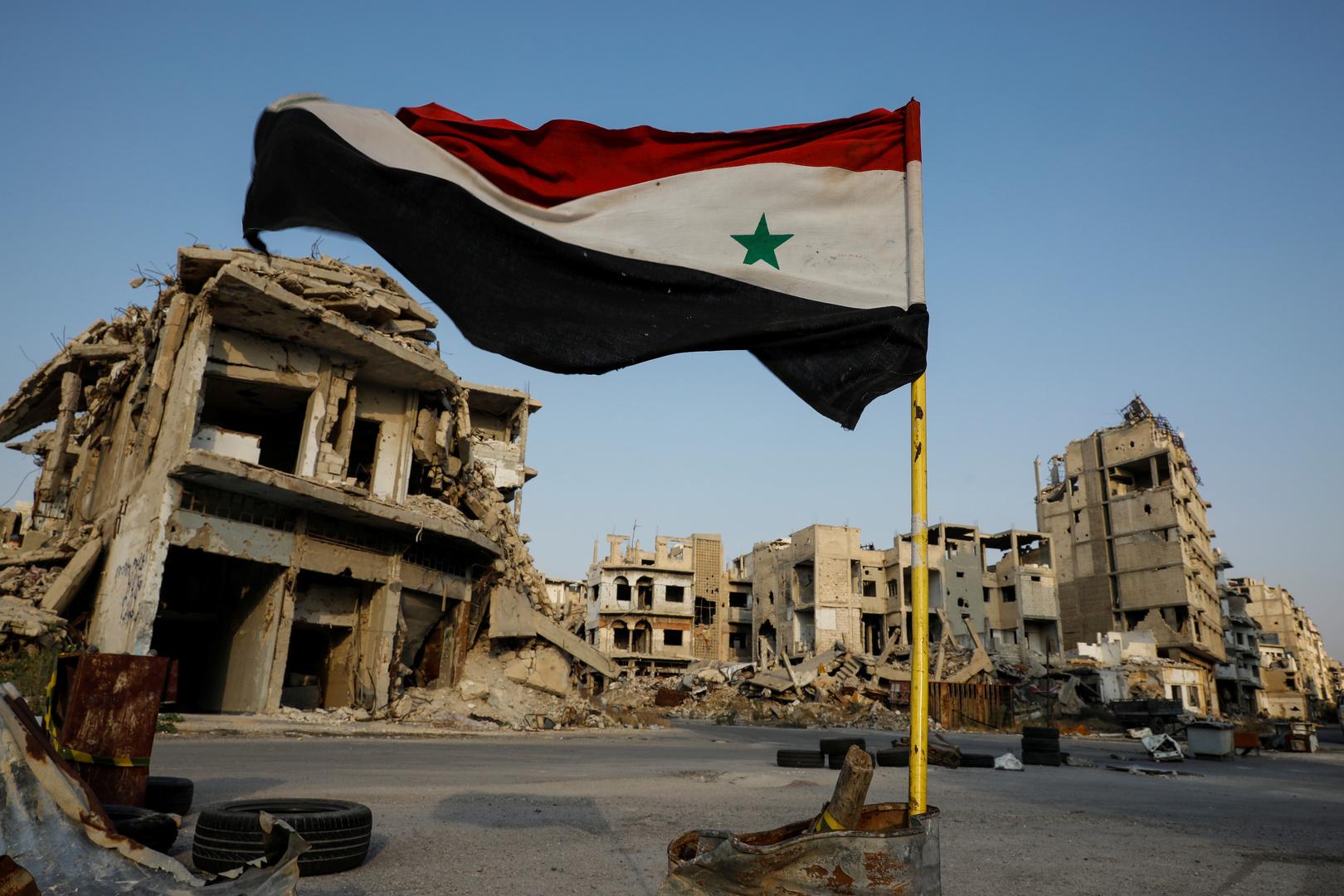 روسيا تصدر بيانا بمناسبة مرور 10 سنوات على بدء الأزمة السورية