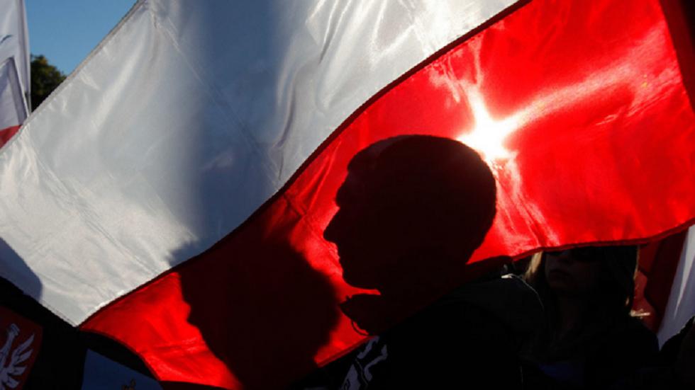 العلم البولندي - أرشيف