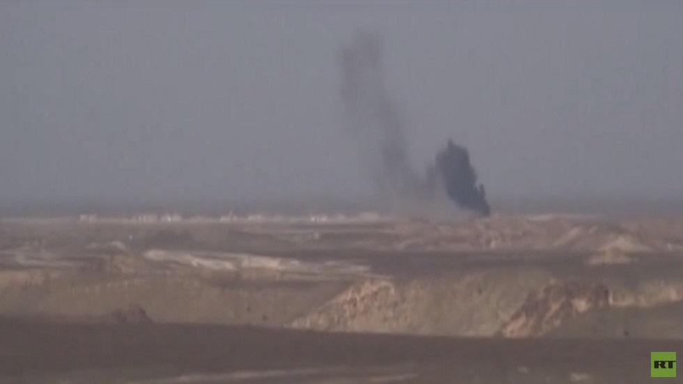 التحالف: تدمير منظومة دفاع للحوثيين بمأرب