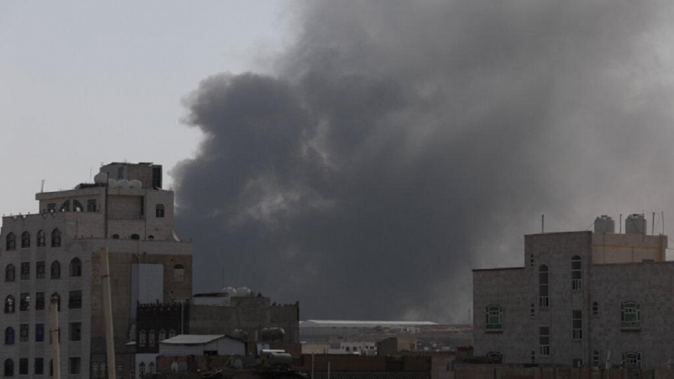 كلهم إثيوبيون.. الحوثيون يكشفون عدد ضحايا حريق مركز احتجاز للمهاجرين في صنعاء