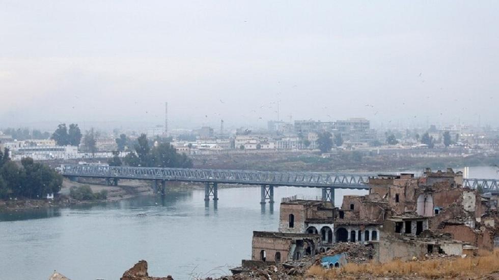 مدينة الموصل شمالي العراق - أرشيف