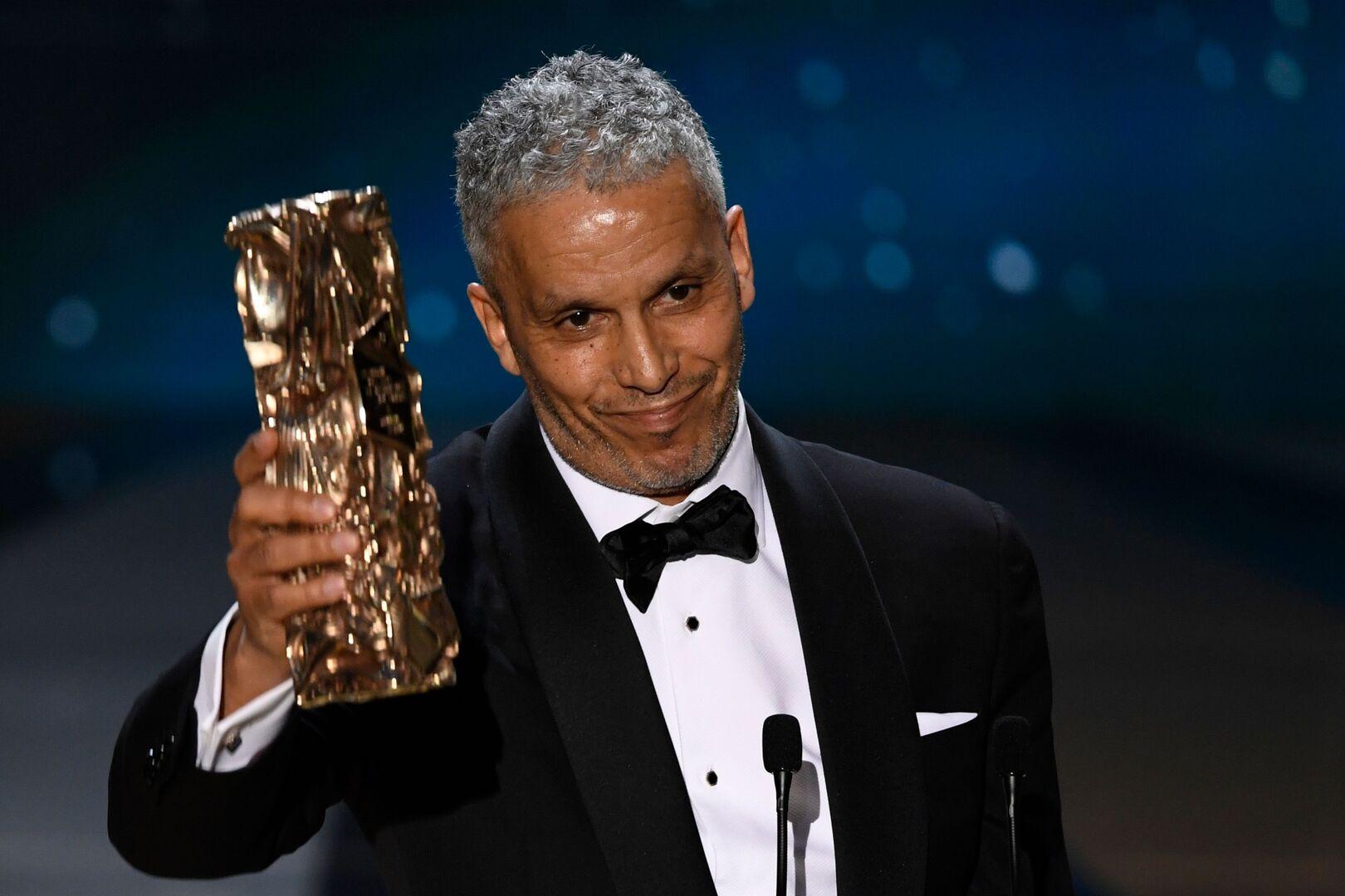 An Arab actor wins