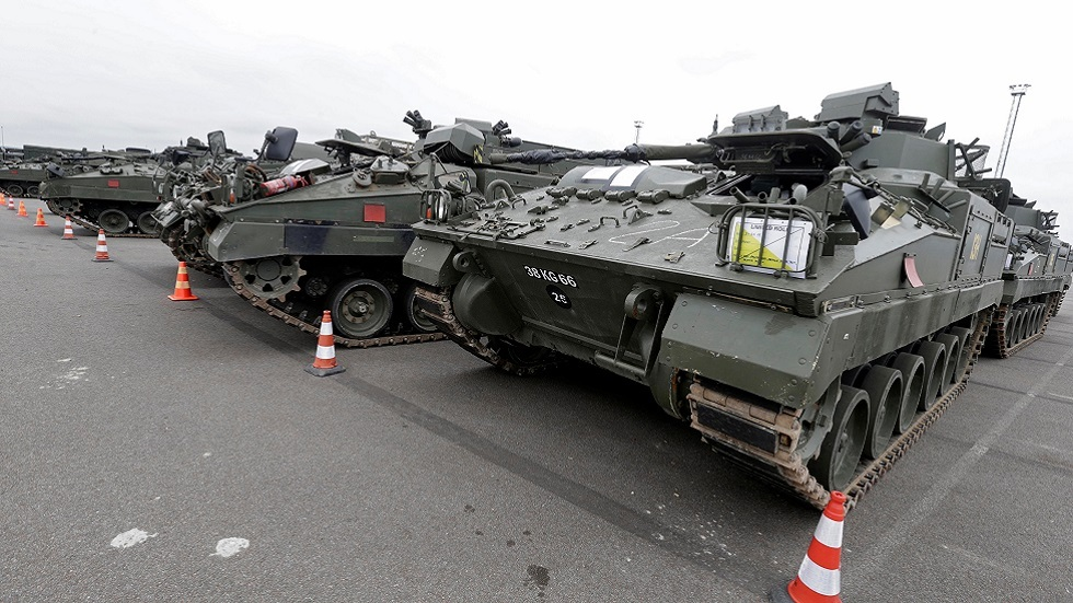 British parliamentary report: Our armored forces may not stand up to an opponent like Russia