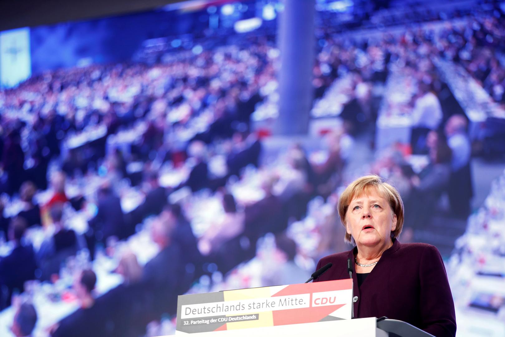 ألمانيا.. توقعات بخسارة حزب ميركل وسط