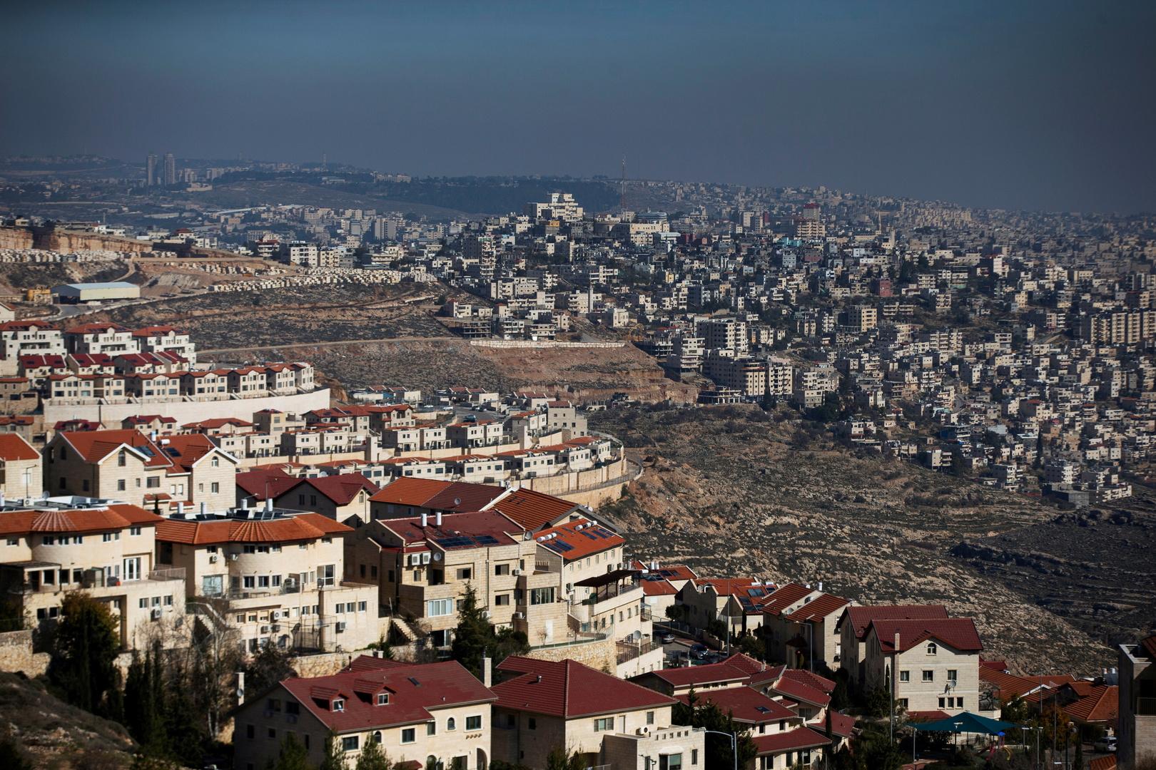السلطات الإسرائيلية تصادق على مخططات استيطانية في بيت لحم