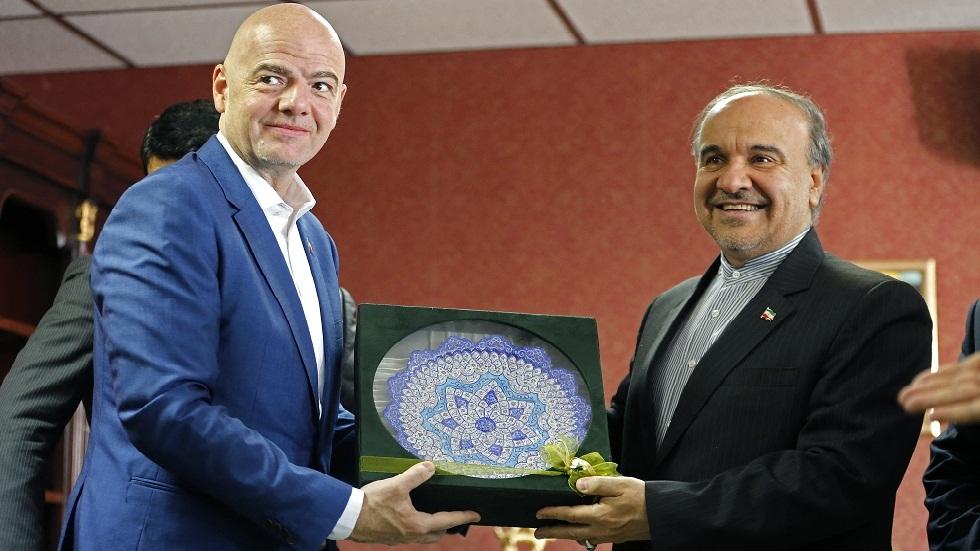 وزير الرياضة الإيراني: قرار الاتحاد الآسيوي جزء من مخطط الحظر