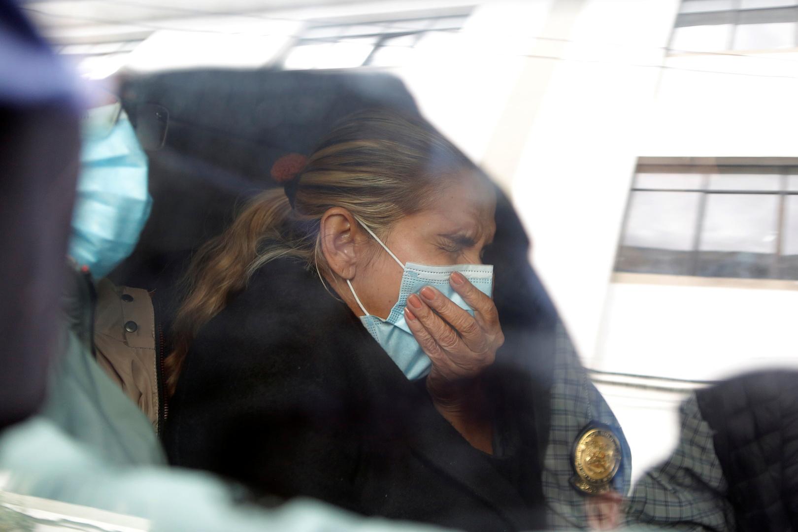 النيابة البوليفية تطالب بالسجن 6 أشهر للرئيسة الانتقالية السابقة للبلاد