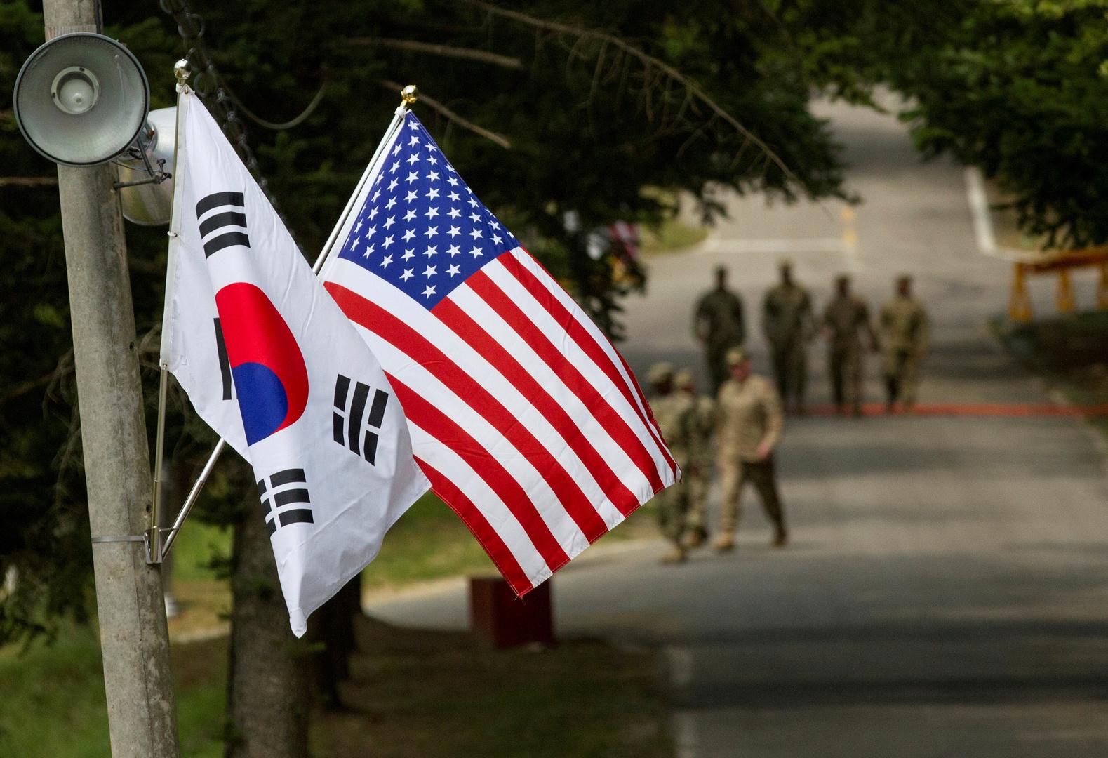 كوريا الجنوبية: واشنطن تشاورت معنا قبل محاولة التواصل مع الشمال