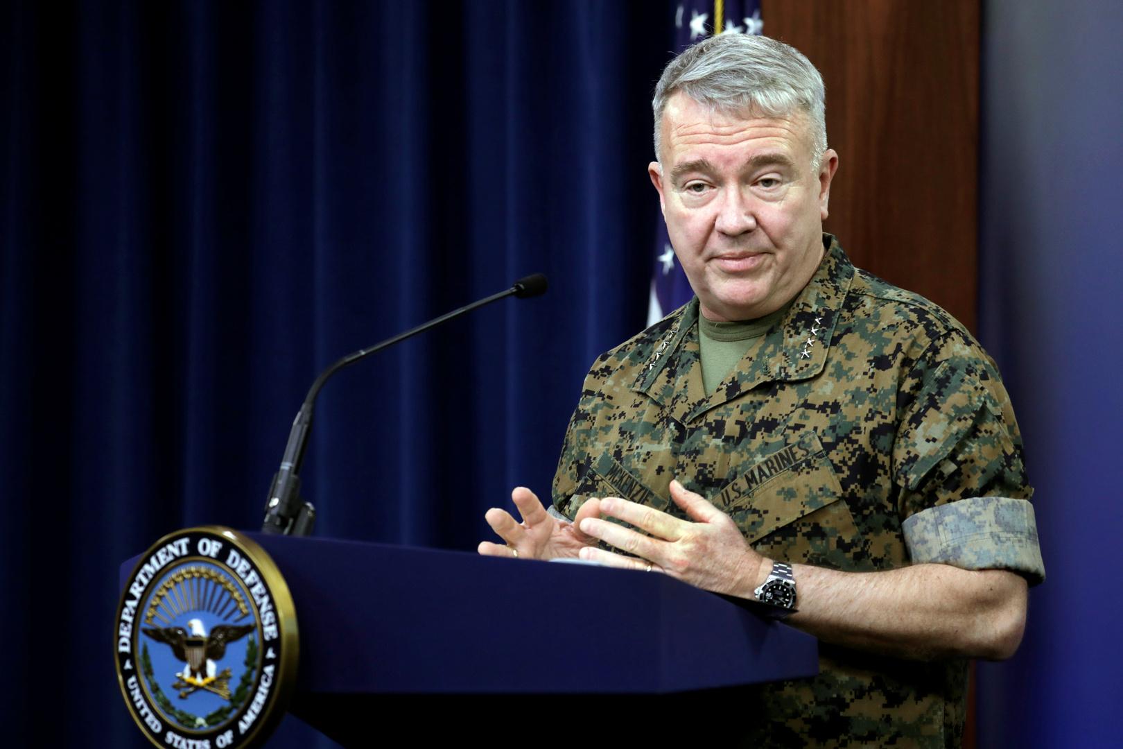 الجيش الأمريكي: لا نريد الحرب مع إيران رغم استعدادنا لأي احتمال