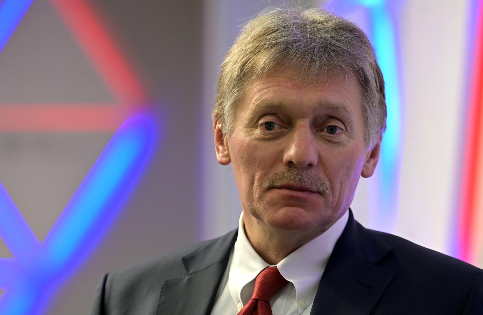 بيسكوف: الاستفتاء في القرم لم يتناقض مع القوانين الأوكرانية