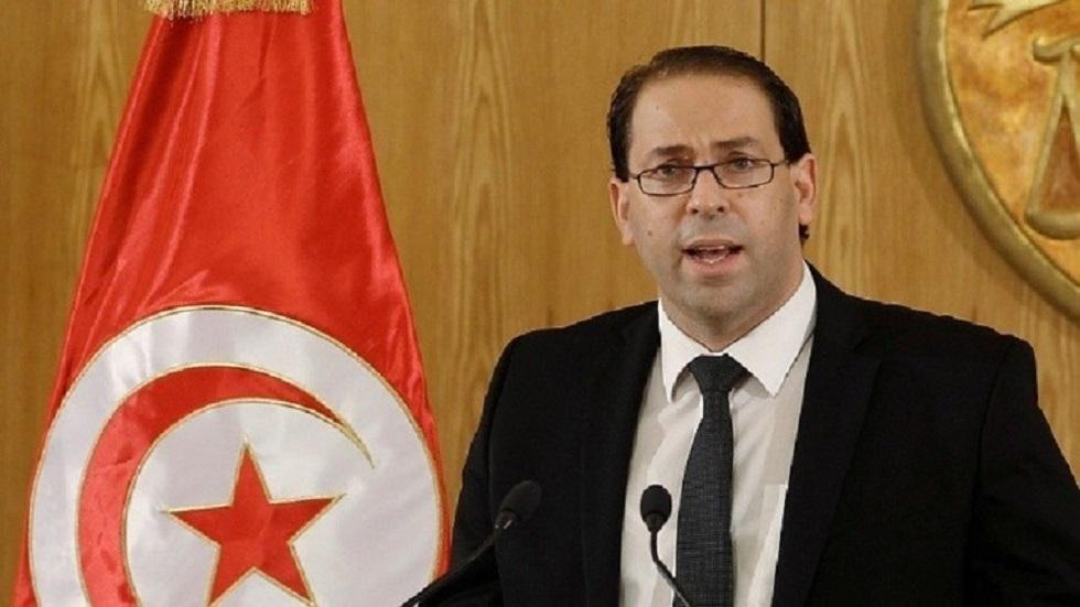 رئيس الوزراء التونسي الأسبق يوسف الشاهد - أرشيف