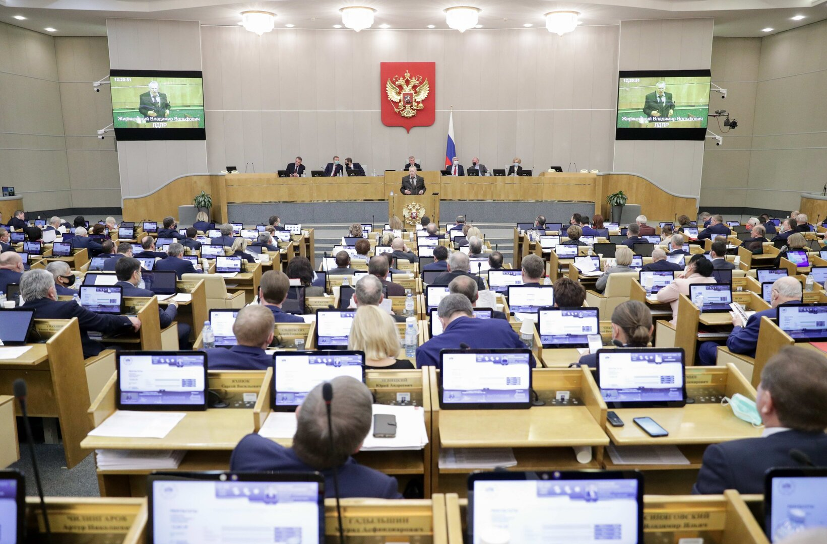 مجلس الدوما الروسي يقر تشريعا يعاقب على إهانة المحاربين القدامى