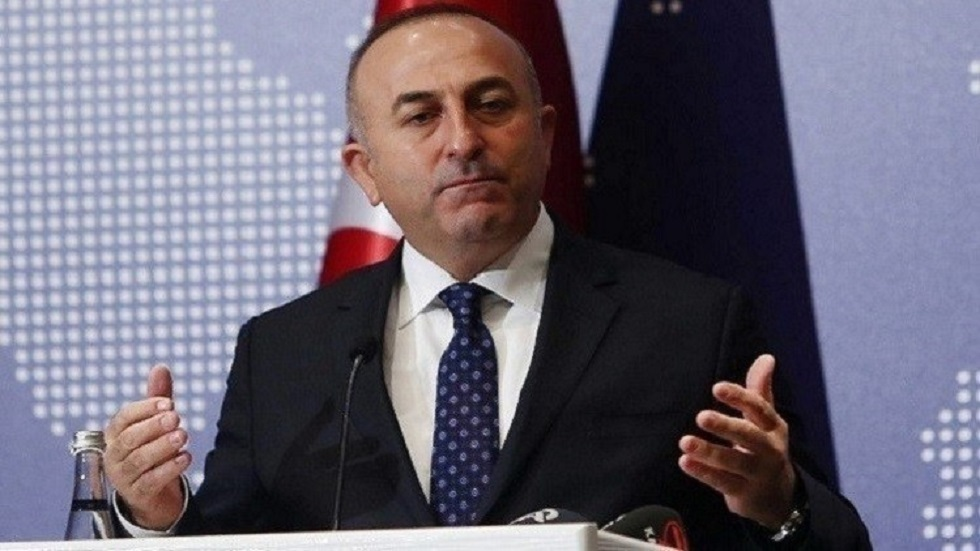 وزير الخارجية التركي مولود جاووش أوغلو