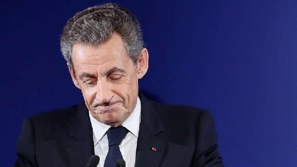 الرئيس الفرنسي الأسبق نيكولا ساركوزي