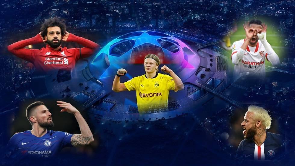 ترتيب هدافي دوري أبطال أوروبا بعد دور الـ16