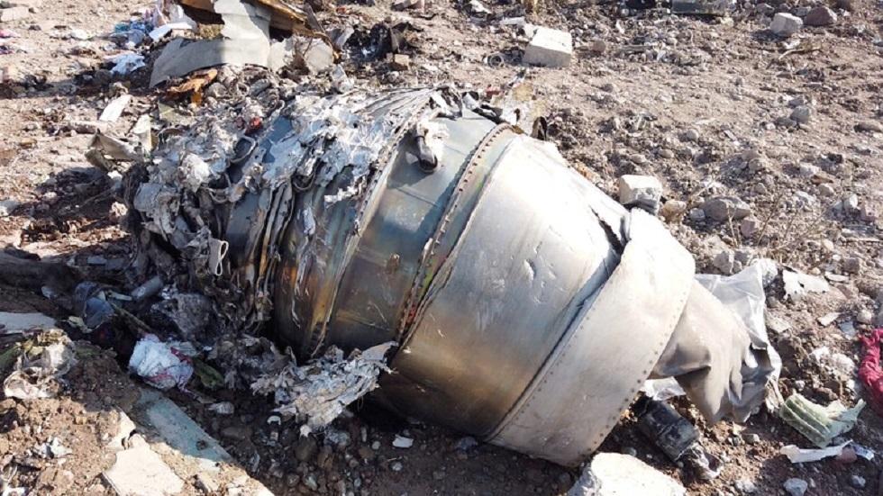 كندا: تقرير إيران عن إسقاط الطائرة الأوكرانية