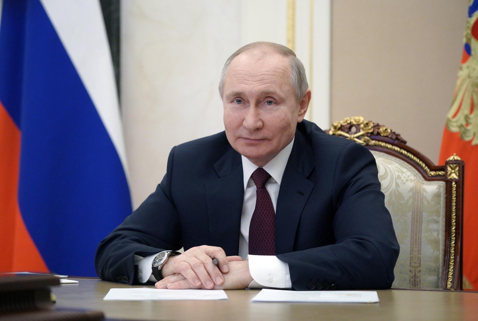 بوتين ردا على تصريحات بايدن: سيتعين على الولايات المتحدة أن تحسب حسابا لروسيا