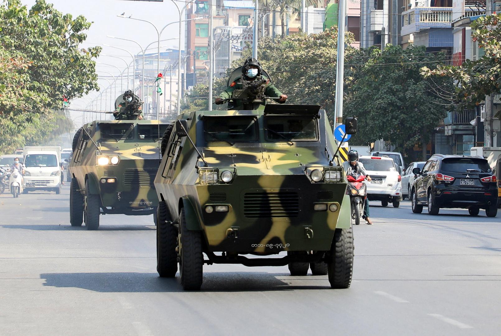 ميانمار.. قوات الأمن تقتل ثمانية أشخاص في بلدة أونجبان