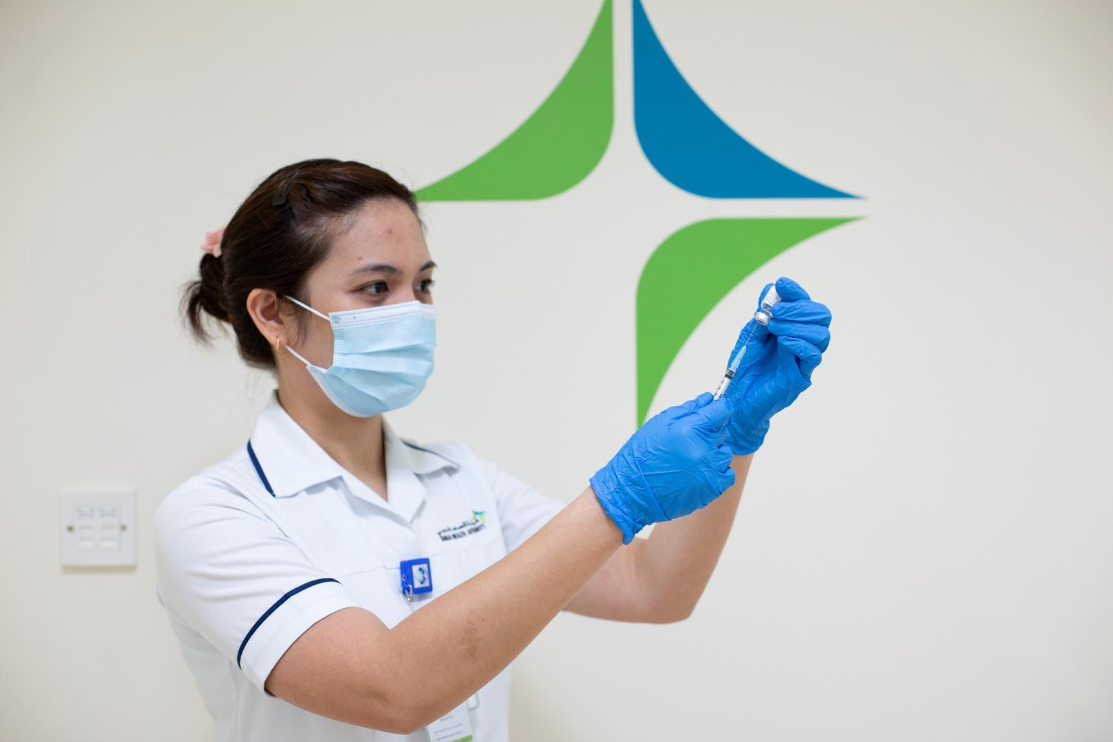 UAE .. Corona vaccines doses exceed 7 million