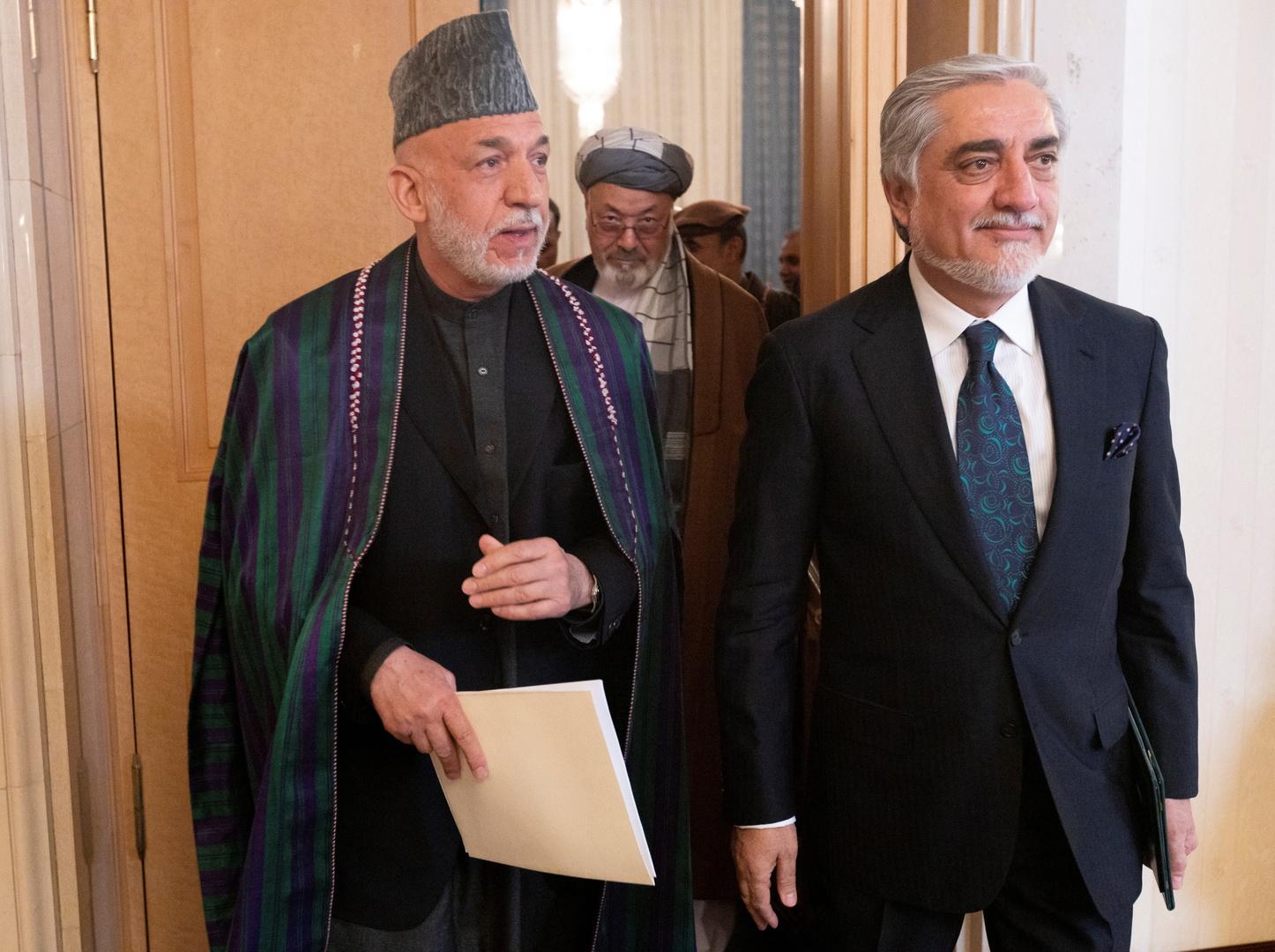 الرئيس الأفغاني يعين وزيرين ويغضب شريكه في الحكم