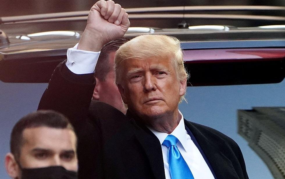 مستشار ترامب: الرئيس السابق سيعود لمواقع التواصل عبر منصته الخاصة