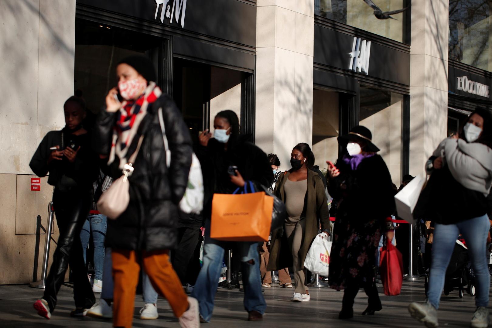 فرنسا: مستعدون لاتخاذ إجراءات أكثر صرامة للحد من انتشار كورونا