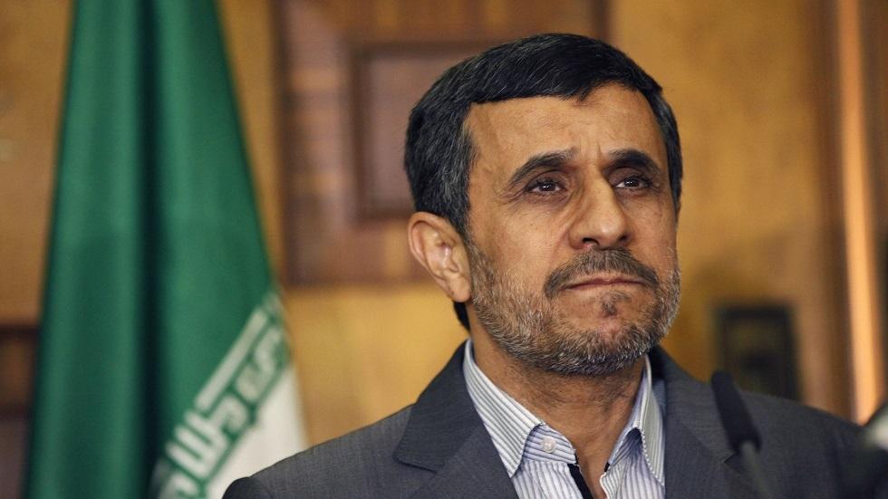 الرئيس الإيراني السابق محمود أحمدي نجاد - أرشيف