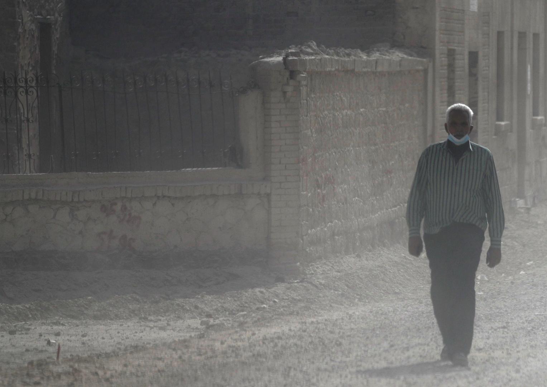 مصر تشهد كوراث بسبب الطقس وسقوط مآذن مساجد